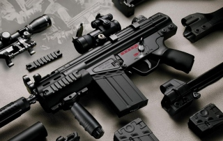 Special Force Guns Background for Android, iPhone and iPad