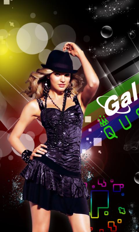 Galaxy Queen per Nokia Lumia 800