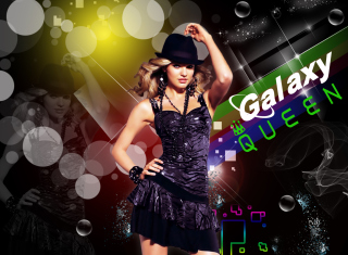 Galaxy Queen Picture for Android, iPhone and iPad