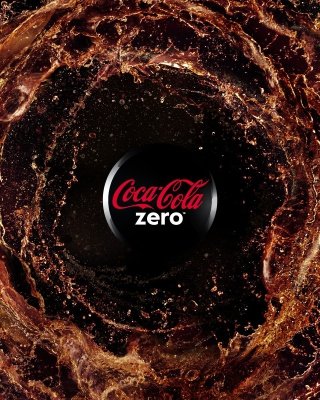 Картинка Coca Cola Zero - Diet and Sugar Free для iPhone 6 Plus