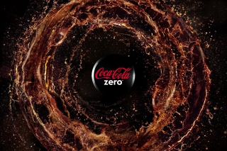 Coca Cola Zero - Diet and Sugar Free Background for Android, iPhone and iPad