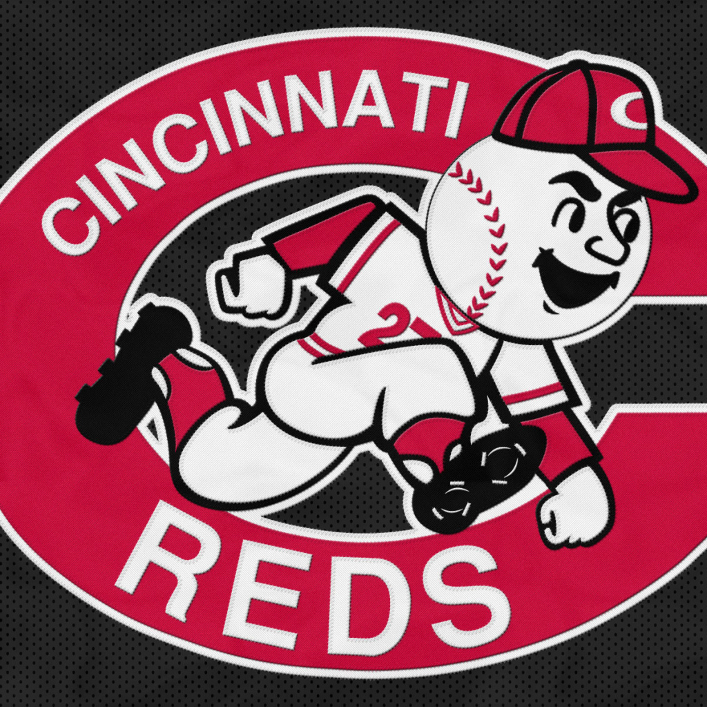 Screenshot №1 pro téma Cincinnati Reds from League Baseball 1024x1024