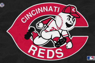 Cincinnati Reds from League Baseball - Obrázkek zdarma pro Widescreen Desktop PC 1440x900