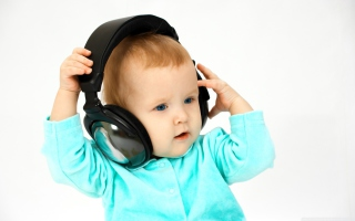 Free Dj Baby Picture for Android, iPhone and iPad