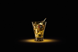 Martini Gold Picture for Android, iPhone and iPad