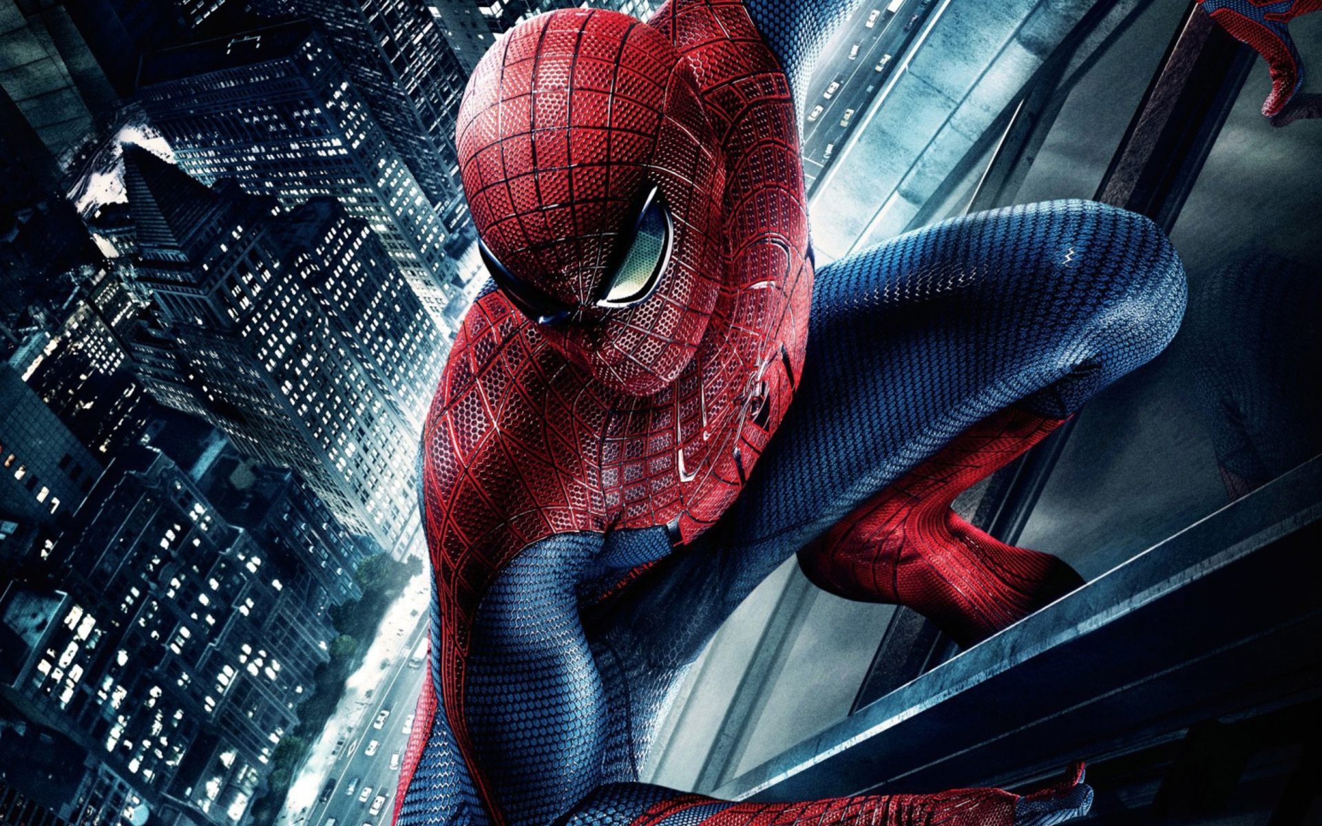 край картинки про человек паука бы