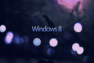 Windows 8 - Hi-Tech Background for Android, iPhone and iPad