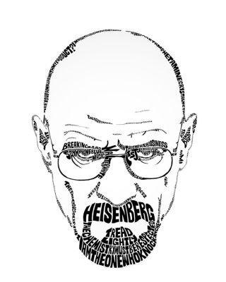 Breaking Bad Walter White Background for Nokia Asha 306