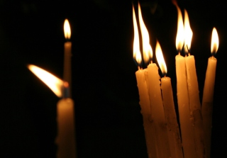 Candle Light Picture for Android, iPhone and iPad