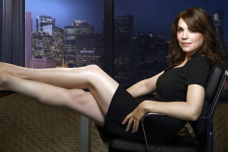 The Good Wife Alicia Florrick Legs Background for HTC EVO 4G