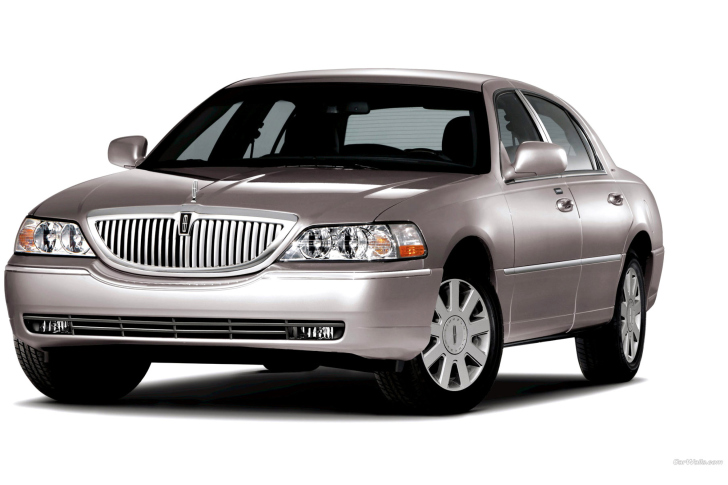Sfondi Lincoln Town Car