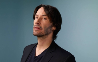 Free Keanu Reeves Picture for Android, iPhone and iPad
