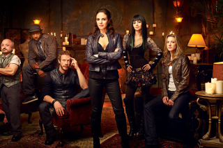 Lost Girl Wallpaper for Android, iPhone and iPad