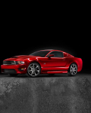 Saleen S281 Supercharged Mustang wallpaper 128x160