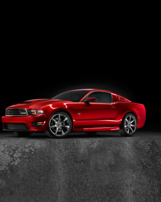 Saleen S281 Supercharged Mustang Picture for Nokia X1-00