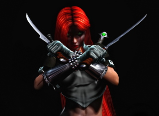 Free BloodRayne Picture for Android, iPhone and iPad