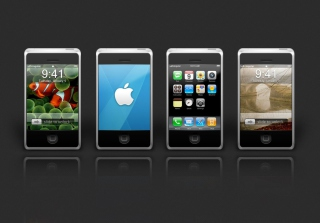 IPhone Phones - Fondos de pantalla gratis
