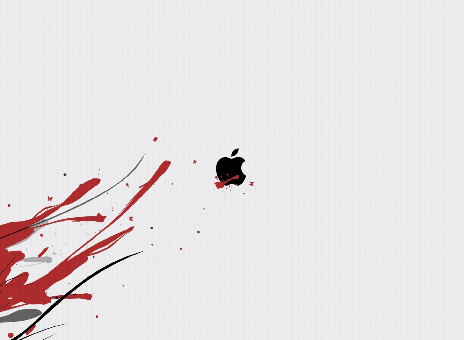 Screenshot №1 pro téma Black Apple Logo 1920x1408