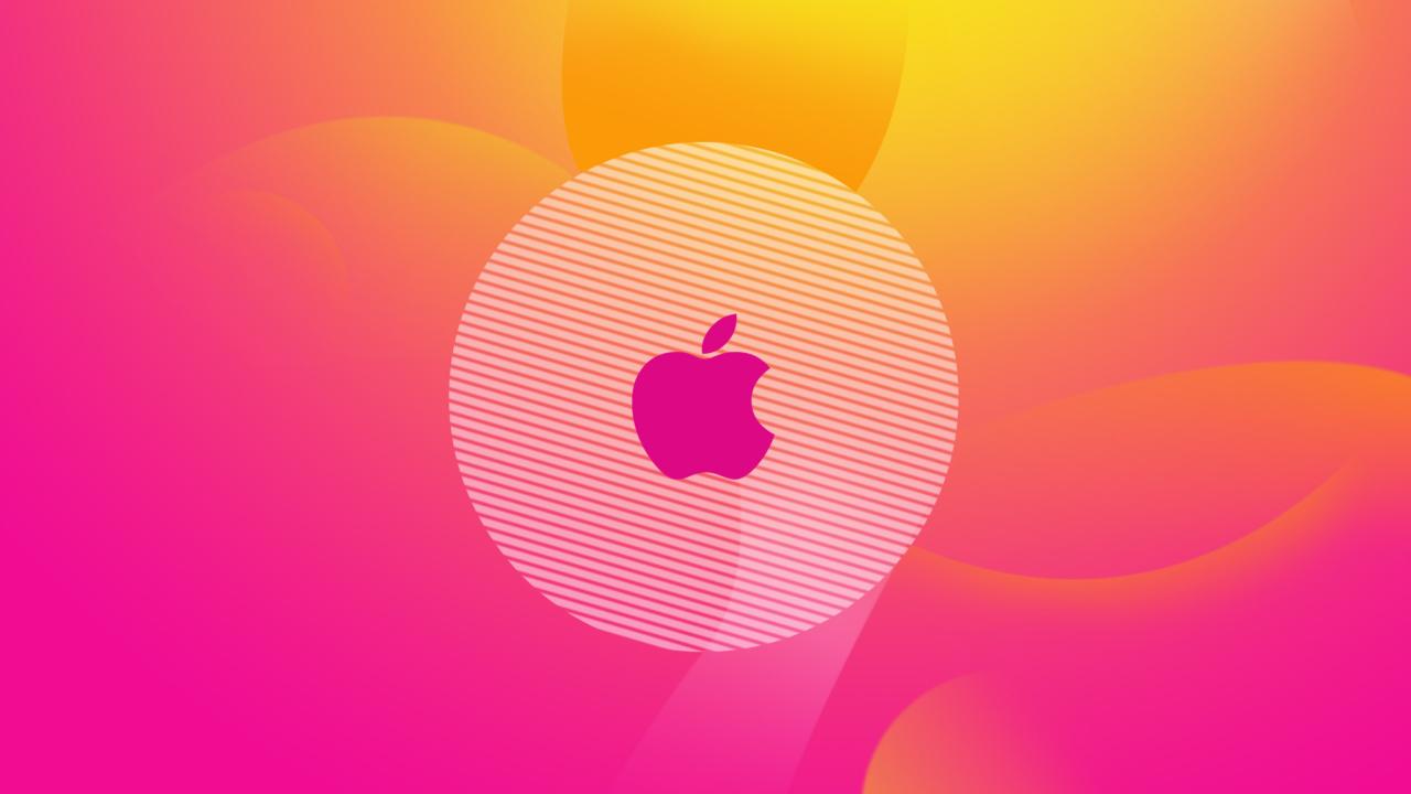 Pinky Apple Logo