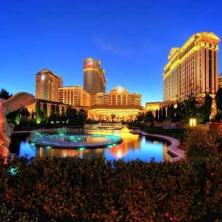 Free Caesars Palace Las Vegas Hotel Picture for iPad mini 2