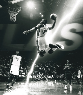 Dwyane Wade Picture for Nokia C1-01