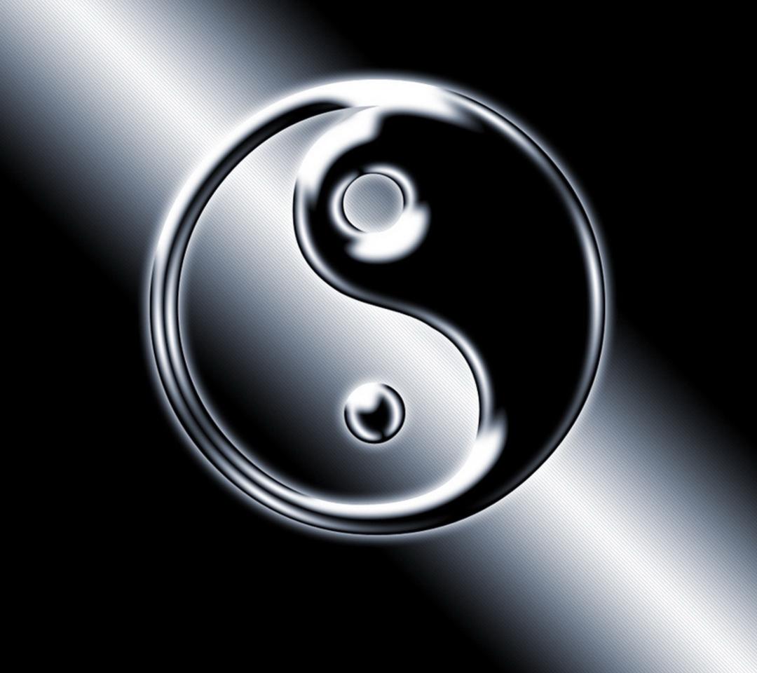 Yin Yang Symbol para Motorola RAZR XT910