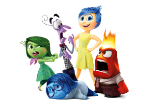 Inside Out, Pixar sfondi gratuiti per Samsung I9080 Galaxy Grand