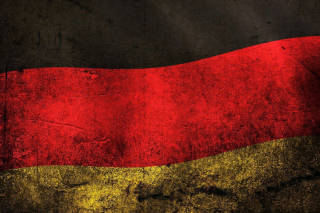 Free Germany Flag Picture for 1366x768
