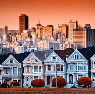 Beautiful San Francisco California Wallpaper for iPad mini