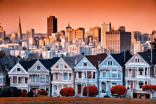 Beautiful San Francisco California - Fondos de pantalla gratis para 1600x1200