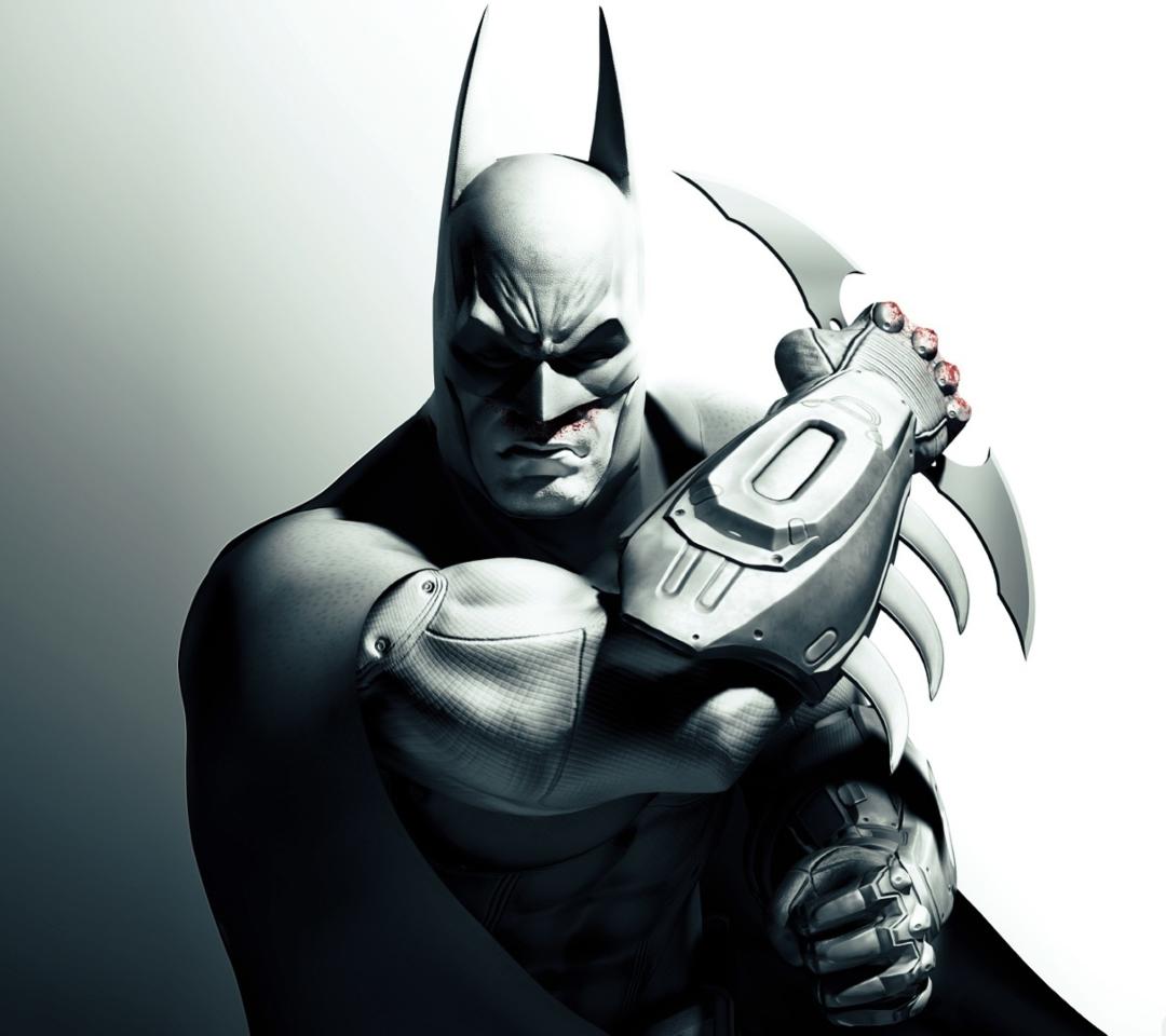 Batman Arkham City para Motorola Photon 4G