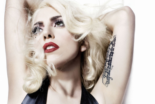 Free Lady Gaga Picture for Android, iPhone and iPad