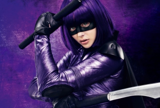 2013 Kick Ass 2 - Hit Girl Picture for Android, iPhone and iPad