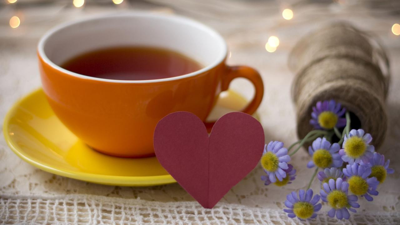 Tea Made With Love