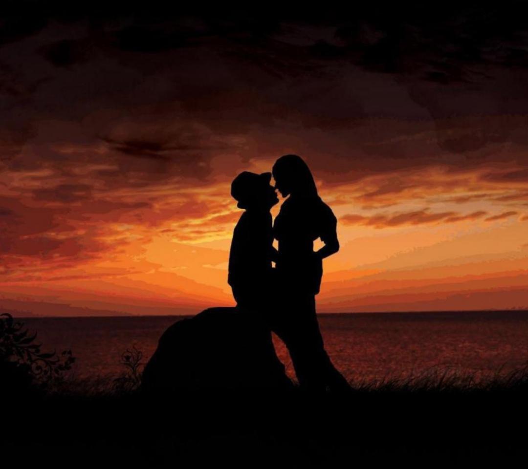 любовь закат love sunset загрузить
