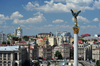 Ukraine, Kiev Wallpaper for Widescreen Desktop PC 1920x1080 Full HD