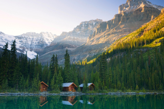 Canada National Park Picture for Android, iPhone and iPad