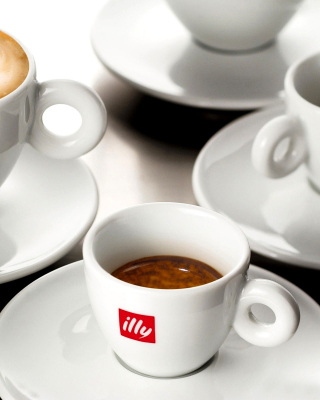 Illy Coffee Espresso Picture for 240x320