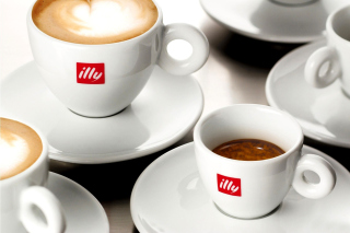 Illy Coffee Espresso Background for 800x480