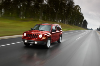 Обои Jeep Patriot на андроид