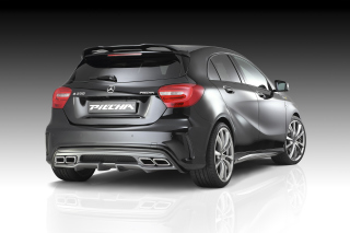 Free Mercedes A250 Piecha Tuning Picture for Android, iPhone and iPad