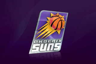 Phoenix Suns Logo Wallpaper for Android, iPhone and iPad