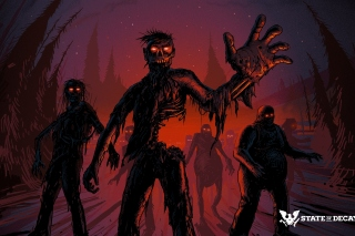 Kostenloses State of Decay 2 Zombie Survival Video Game Wallpaper für Samsung Galaxy Ace 3