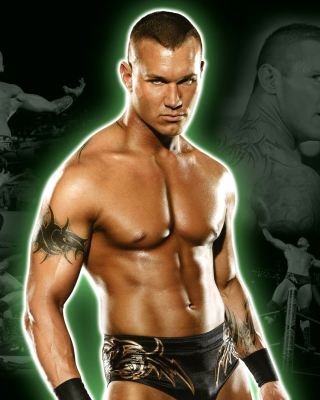 Randy Orton Picture for iPhone 3G