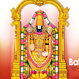 Balaji or Venkateswara God Vishnu Picture for LG KP105