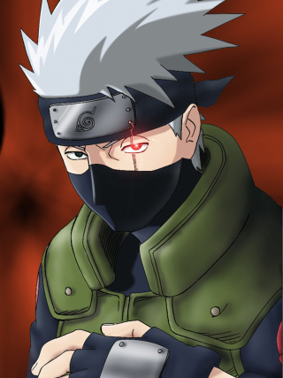Kakashi Wallpaper for Nokia C2-06