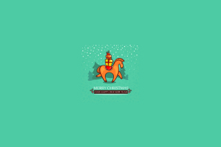 Horse - Symbol Of Year 2014 Picture for Android, iPhone and iPad