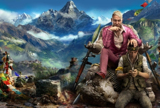 Far Cry 4 New Game Wallpaper for Android, iPhone and iPad