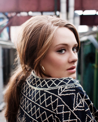 Free Adele Picture for 640x1136
