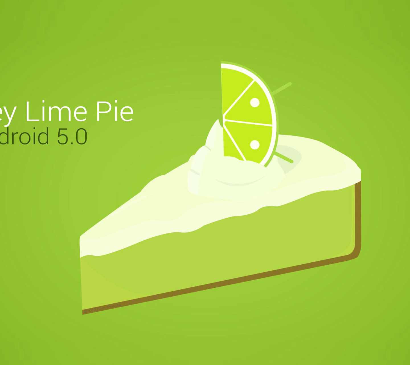 Sfondi Concept Android 5.0 Key Lime Pie 1440x1280